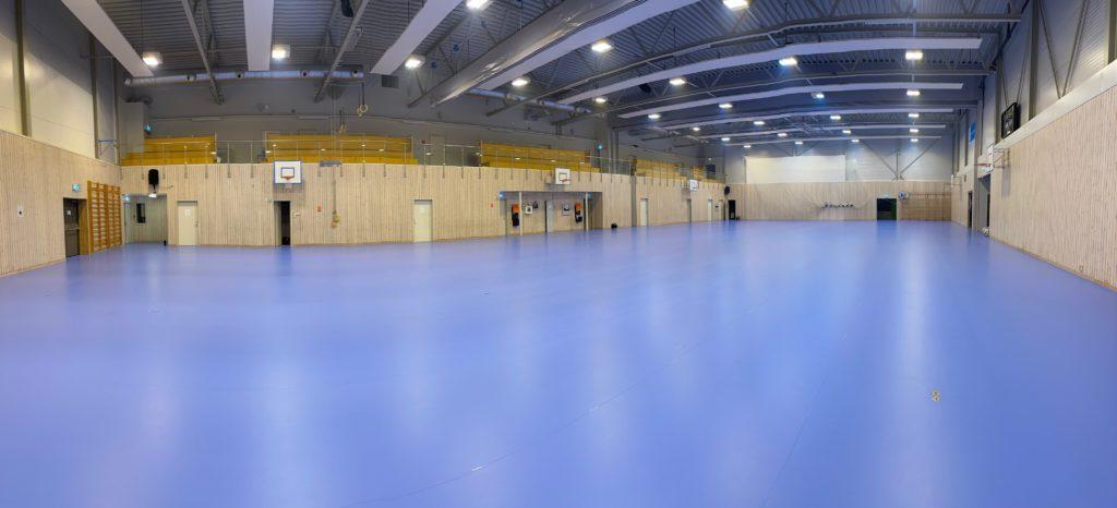 Hof-hallen 1