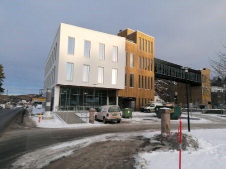 Nodeland stasjon, Kristiansand